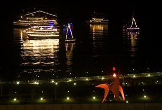 Christmas Boats-1